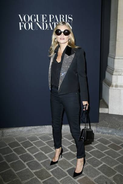 1a505b6decdbf7 Kate's New Saint Laurent Bag Could Not Get More Moss   British Vogue