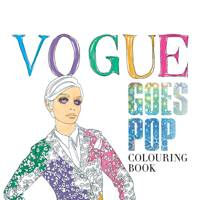 Introducing The Vogue Colouring Book November
