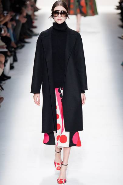 6beac0396be Valentino Autumn Winter 2014 Ready-To-Wear show report