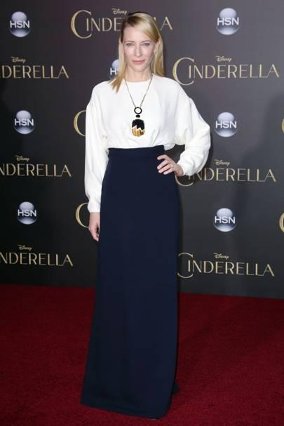 Cinderella premiere, LA - March 1 2015