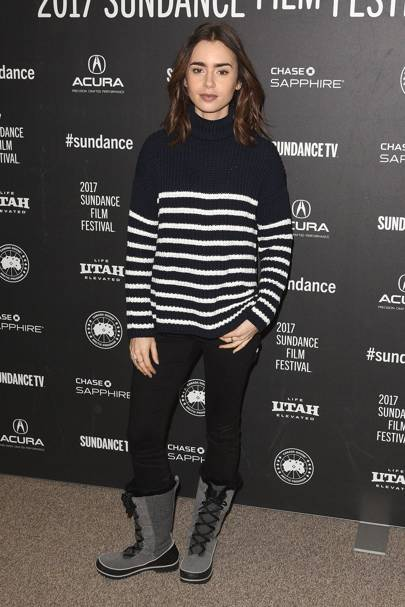 To The Bone premiere, Sundance Film Festival - January 22 2017