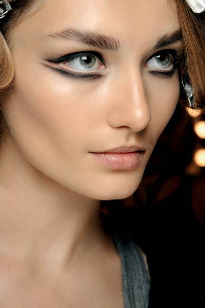 Makeup Spring Summer 2012: Clio and Make-up Trends