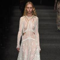 Alternative Wedding Dress Trends Revived Broderie Anglaise