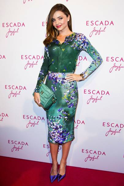 Escada Joyful fragrance launch, Munich – July 29 2014