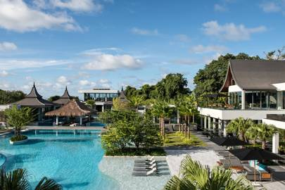 The Resort Villa, Rayong, Thailand