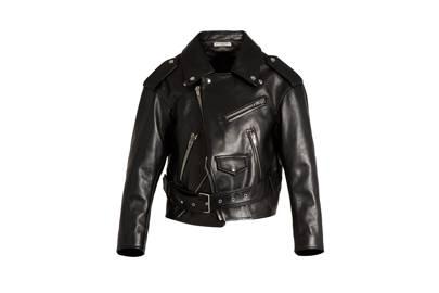 The Biker Jacket:
