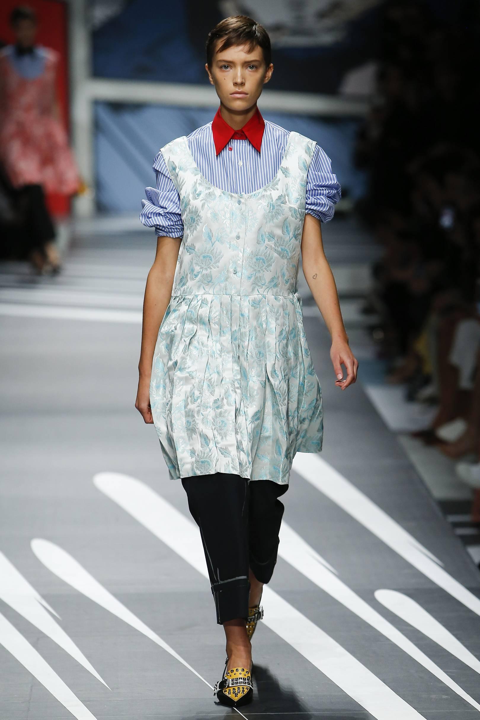 The best layered styling tricks from Milan Fashion Week | British Vogue