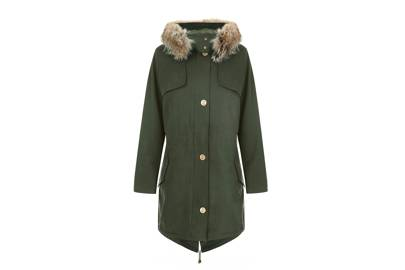 Troy London Parka