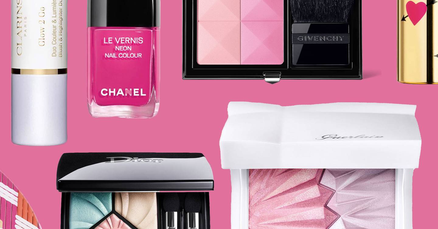 SS19's New Make-Up Ensures You'll Be Pretty In Pink This Season