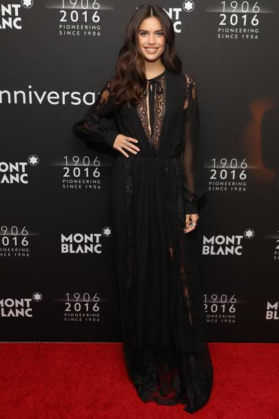 Montblanc 110 Year Anniversary Gala Dinner, New York - April 5 2016