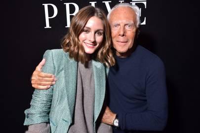 Giorgio Armani Prive Spring/Summer 2018 Couture – January 23 2018