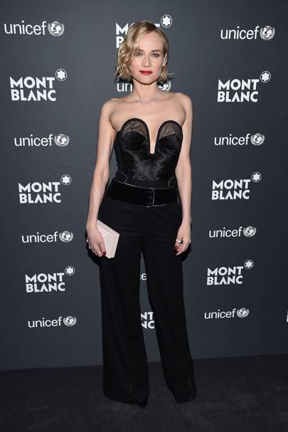 Montblanc & UNICEF Gala Dinner, New York - April 3 2017