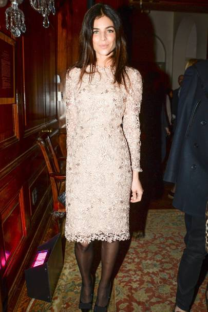 Stella McCartney autumn/winter 2014 collection presentation, New York – January 13 2014