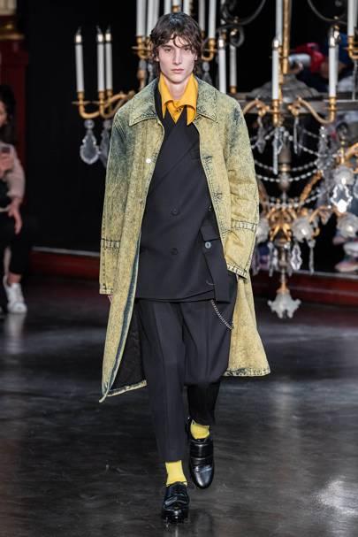 d534a1607b2a Wooyoungmi Autumn Winter 2019 Menswear show report