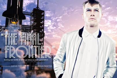 Owain Proctor's shoot, [/i]The Final Frontier[/i]