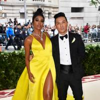 Gabrielle Union and Prabal Gurung.