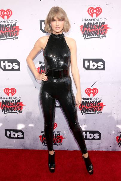 iHeartRadio Music Awards, California - April 3 2016