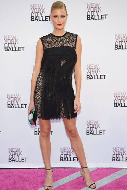 New York Ballet fall fashion gala, New York – September 20 2016