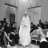 Inside Dior Glamour: Hyménée wedding dress