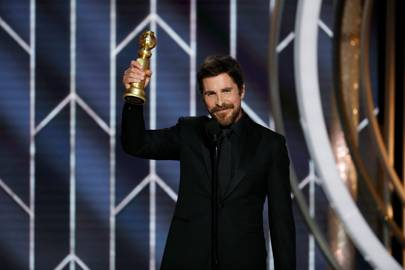 Christian Bale name-checked an unusual muse
