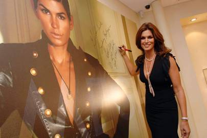 Cindy Crawford's Omega Journey - 2007