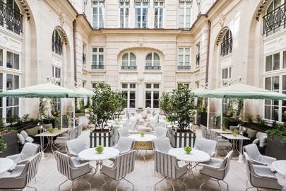 The Hotel: Hôtel de Crillon