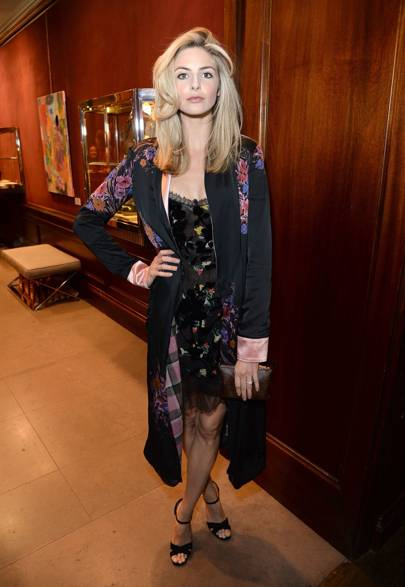 Etro party, London - October 5 2016