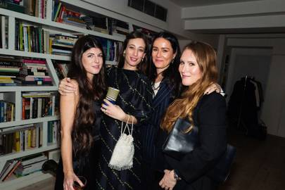 Alex Eagle Dinner with Giuliva Heritage Collection & Le Monde Beryl, London - February 17 2019