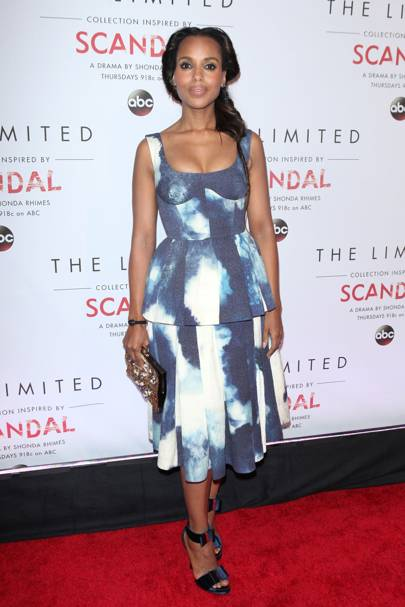 The Scandal Limited Collection launch, New York - September 22 2014