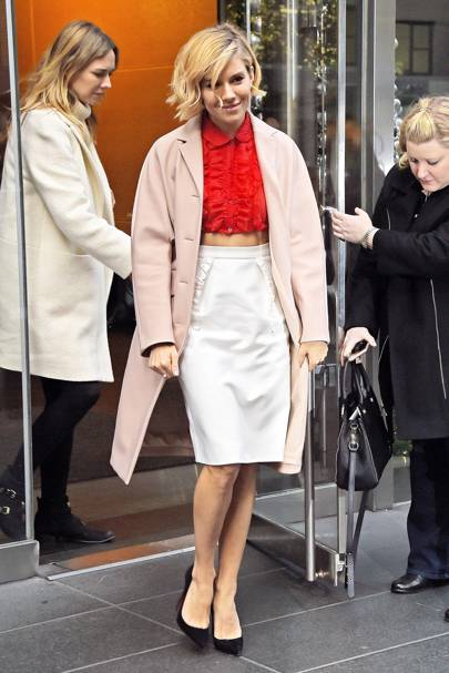 New York - December 4 2014