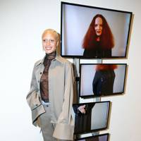 Grace Coddington x Calvin Klein dinner – September 12 2016