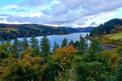 Lake Vyrnwy Hotel & Spa, Powys