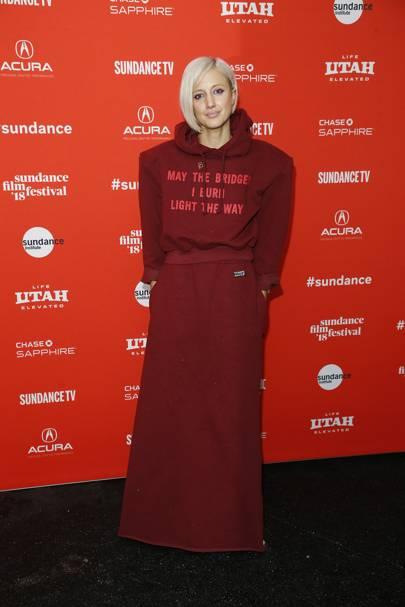 'Mandy' premiere, Sundance Film Festival – January 19 2018