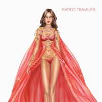 Exotic Traveller