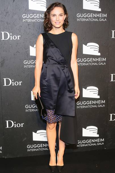 Guggenheim International Gala, New York - November 7 2013