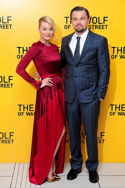 The Wolf Of Wall Street premiere, London – January 9 2014