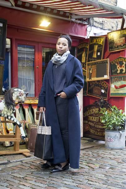 Naomi Mdudu, editor