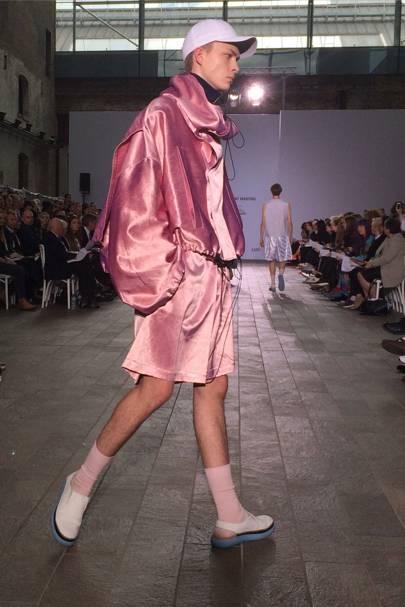 Suzy Menkes Graduate Fashion Week Round Up British Vogue