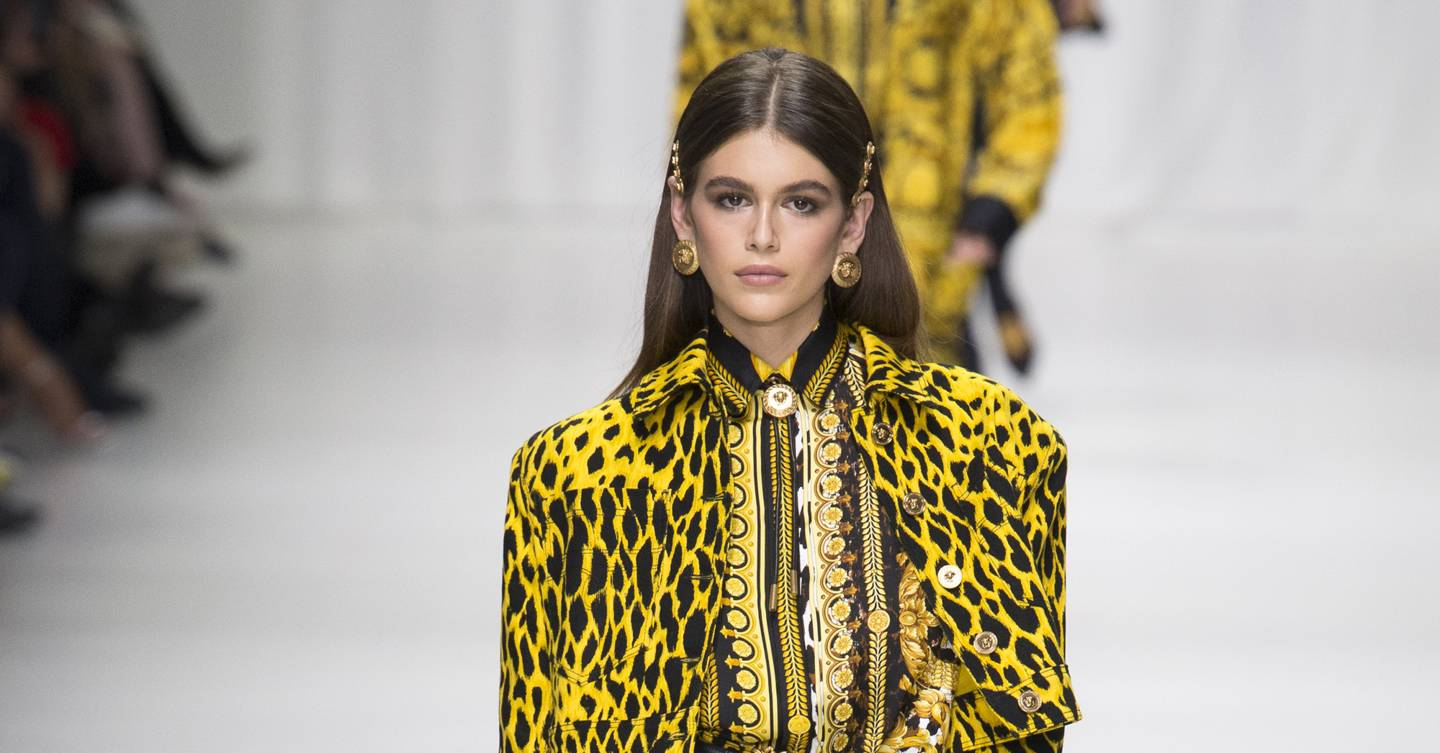 25852e4f4e Versace Spring Summer 2018 Ready-To-Wear show report