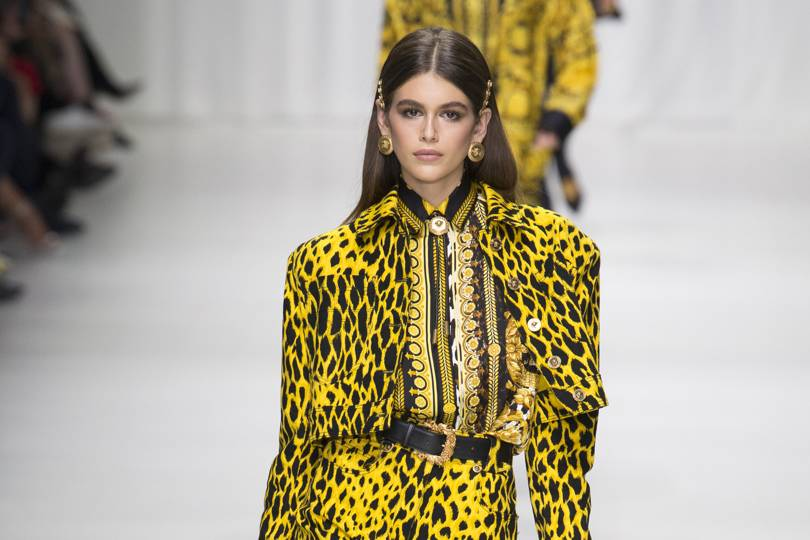 7811ea46f1 Versace Spring/Summer 2018 Ready-To-Wear show report | British Vogue