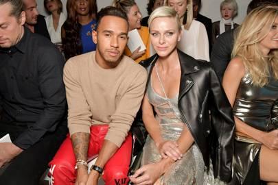 Versace Show - September 22