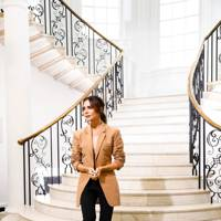 Victoria Beckham's Muted Elegance