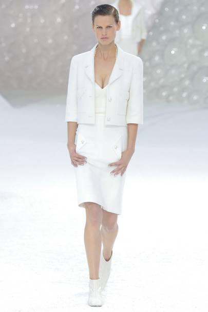 cb3bdfa5a Chanel Spring/Summer 2012 Ready-To-Wear show report   British Vogue