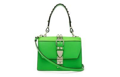 Prada: Elektra leather shoulder bag