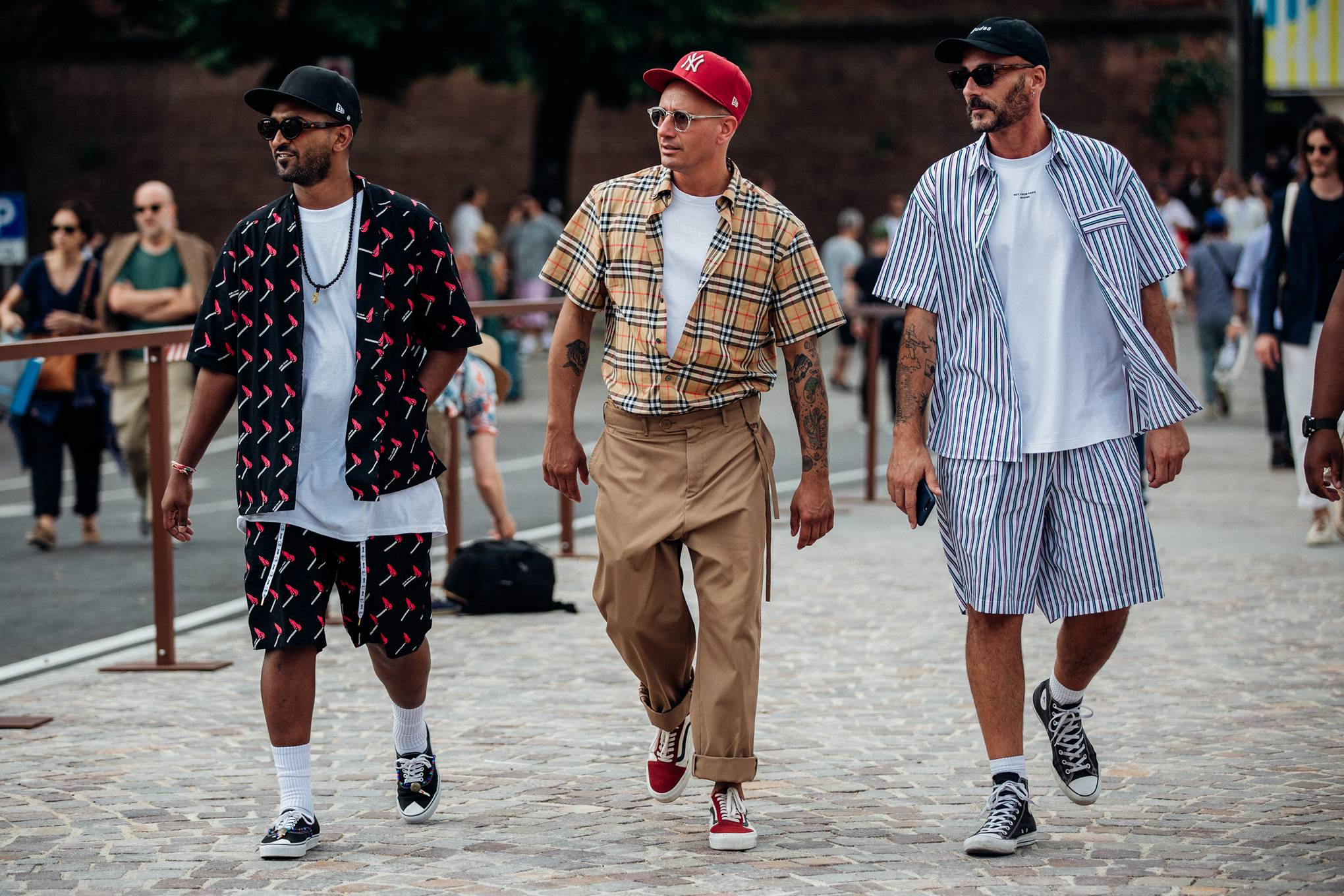 The Best Street Style From Pitti Uomo Spring Summer 2019 British Vogue