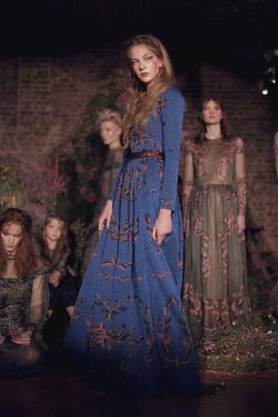 Kukhareva Autumnwinter 2018 Ready To Wear Show Report British Vogue