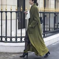 The Longer Length Coat