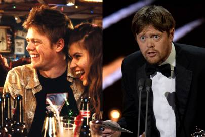 Kris Marshall as Colin Frissell.