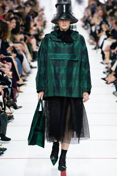 Raining, pouring? Now, there's no excuse not to look chic