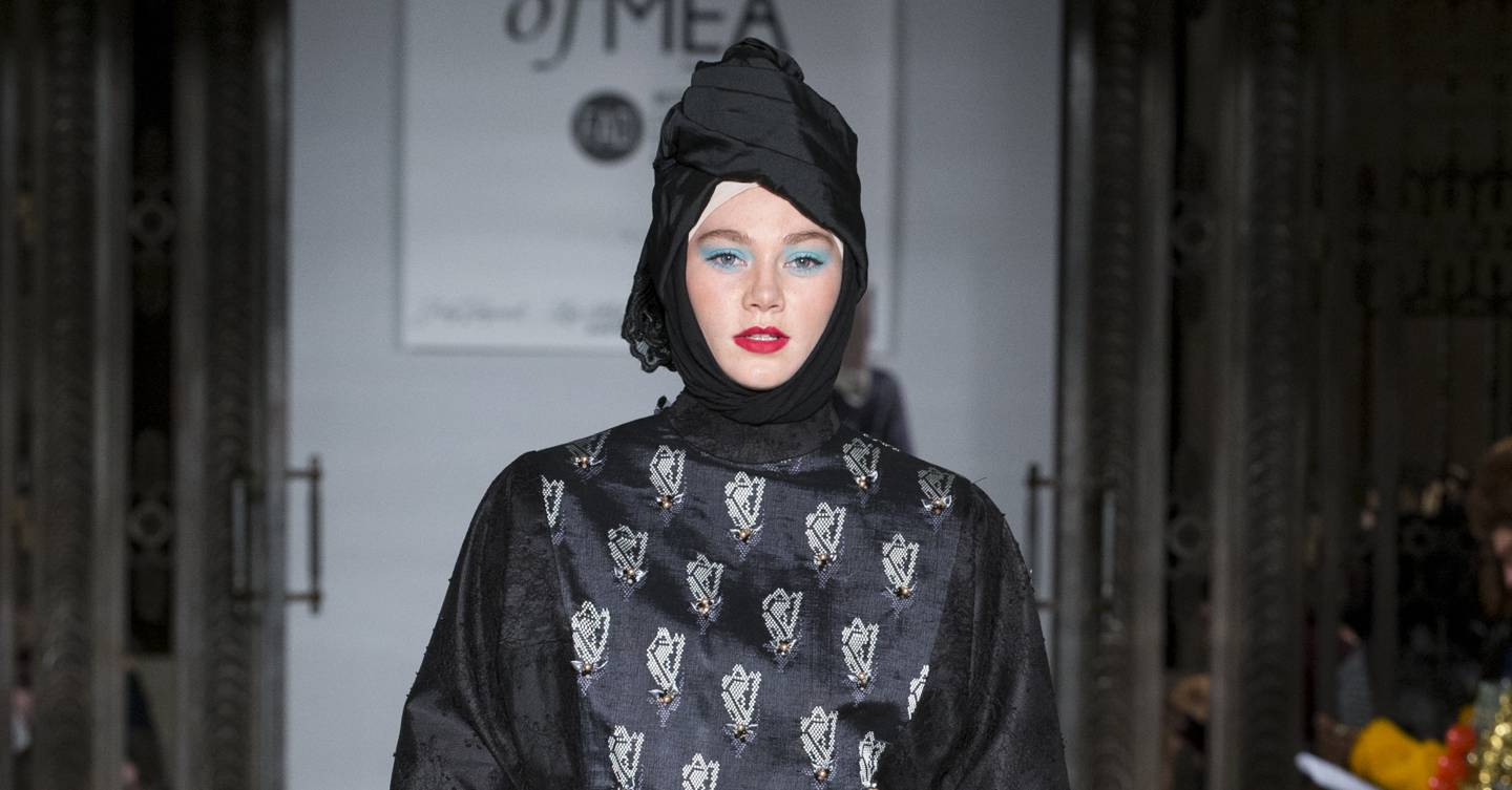 4726bf1f9bd8d7 House of MEA - Indonesia Modest Autumn Winter 2018 Ready-To-Wear show  report